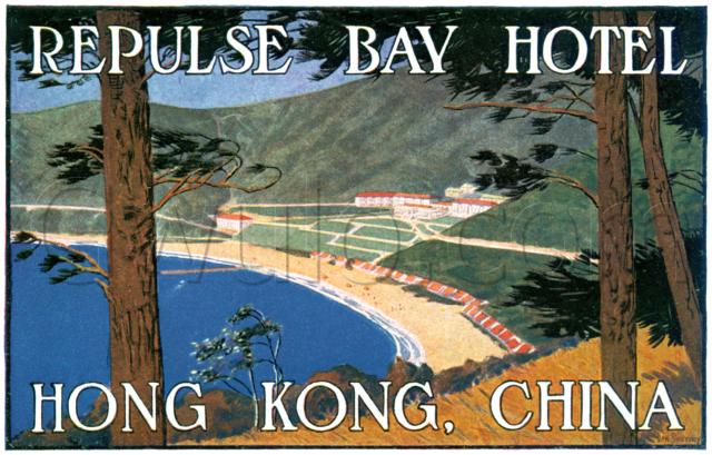 1920s Repulse Bay Globe-trotter