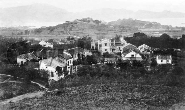 c.1910 Ma Tau Wai & surroundings