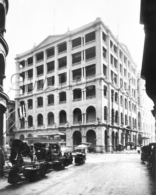 c.1922 The best hotel in Hong Kong