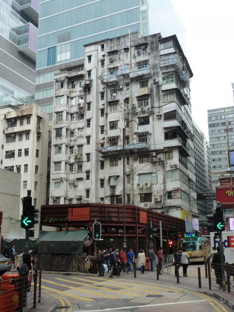 Mohan's Building gone