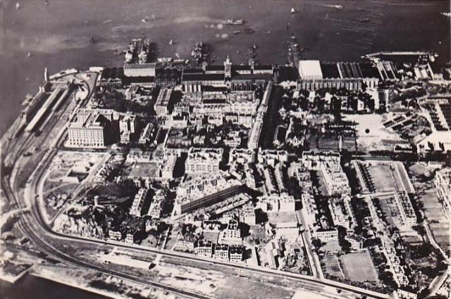 Kowloon air view TST 1927-28