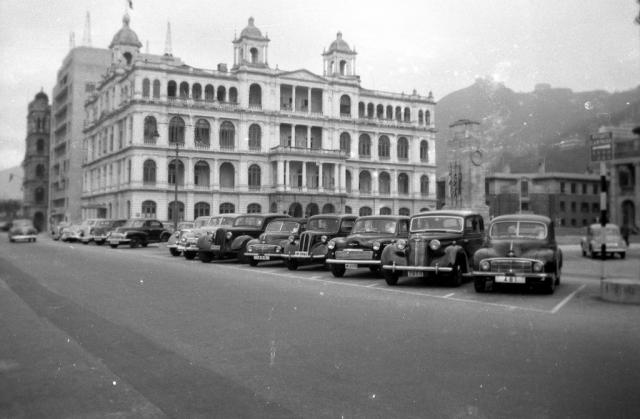 Hong Kong Club 1952