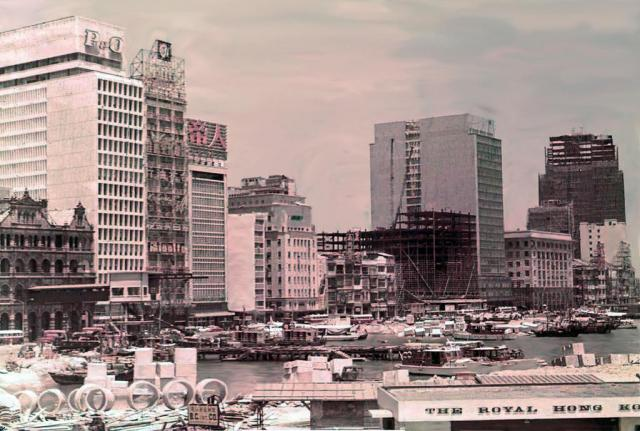1965 Central reclamation