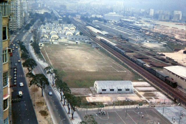 1967 Chatham Road Camp and Hung Hom Reclamation