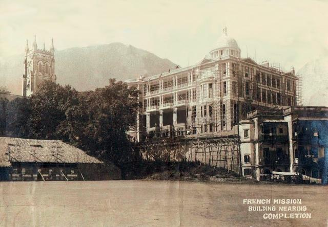 1917 Former French Mission Building