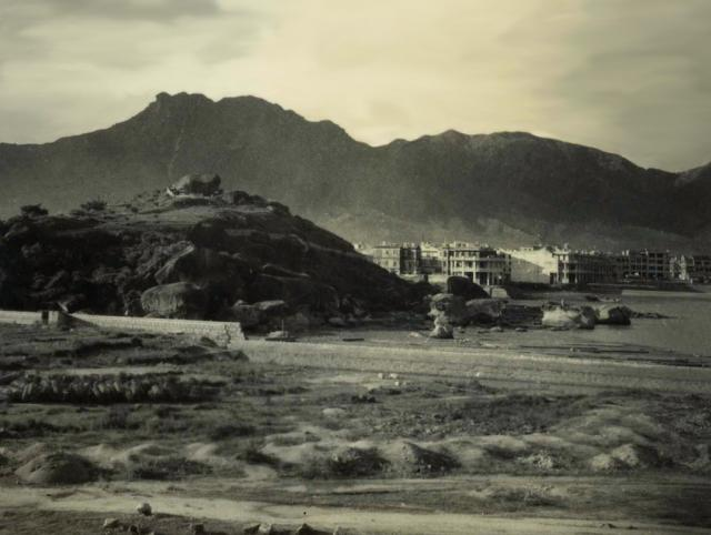 1930s Sung Wong Toi and Lion Rock from Ma Tau Chung