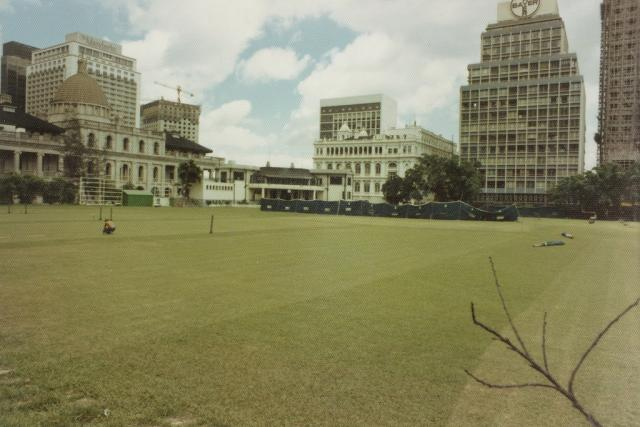 Old Cricket Club 1972