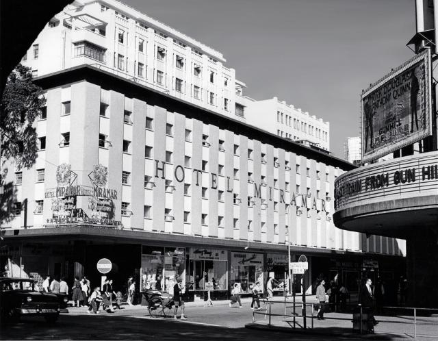 1959 Hotel Miramar and Princess Theatre