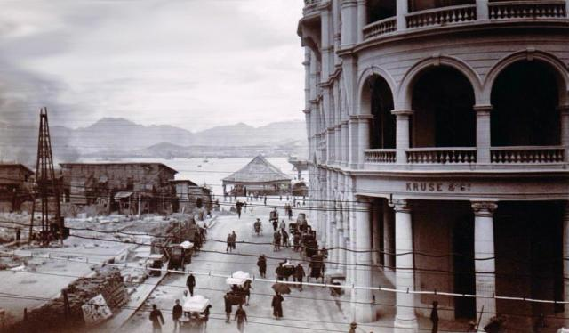 1905 Construction of the General Post Office