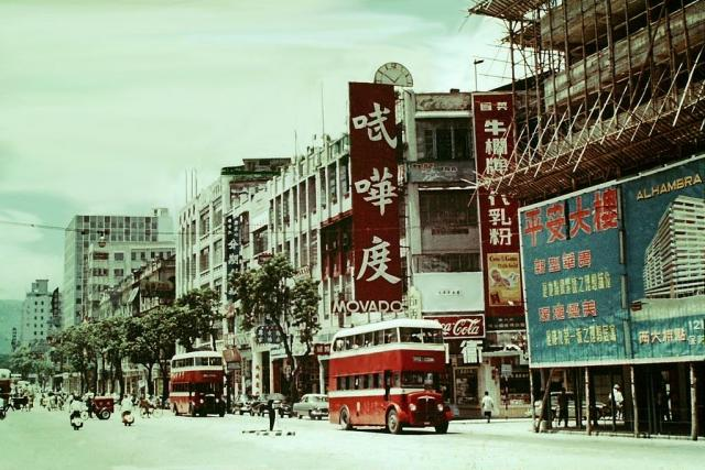 1960 YMT Nathan Road