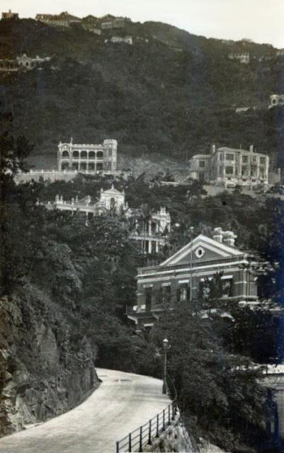 1900s MacDonnell Road