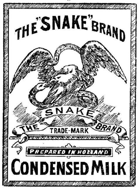 Hotz s'Jacob & Co trade registration, Hong Kong Government Gazette, 1899, The Snake Brand