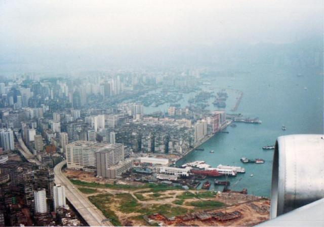 1987 Sept aerial view
