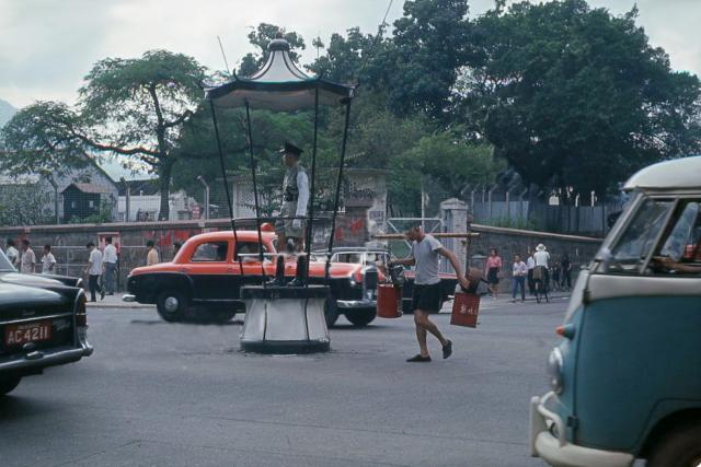 1960s Junction of Nathan & Austin Roads