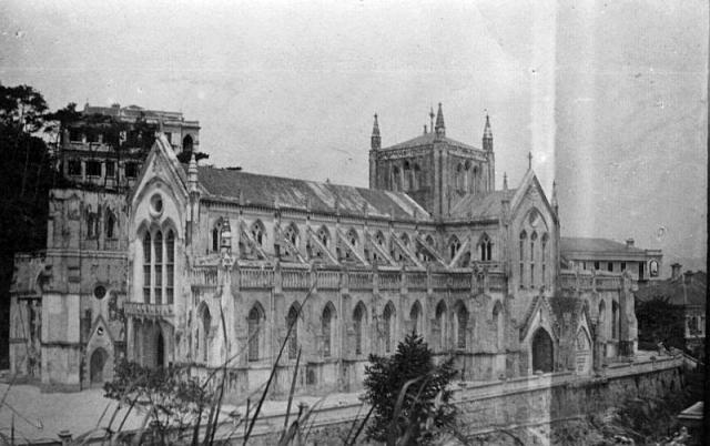 1900s Catholic Cathedral