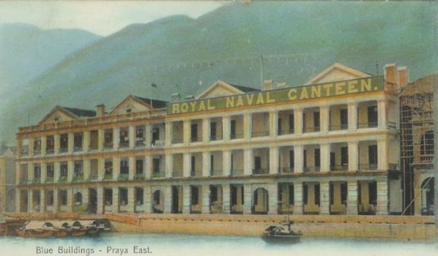 1900s Royal Naval Canteen