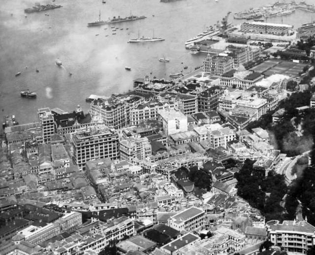1927 Central & Harbour View
