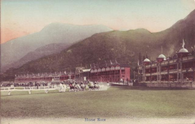 1920s Happy Valley Racecourse