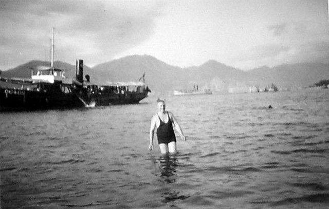1930s OC409 at Stonecutters Island