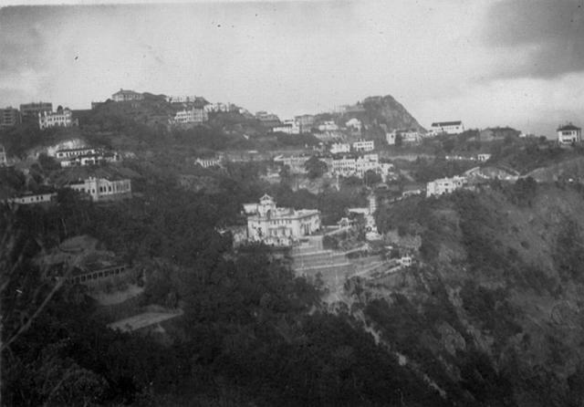 1930s Mount Gough looking from Mt Kellett