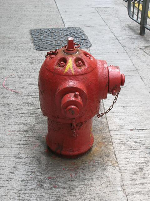 Another style hydrant