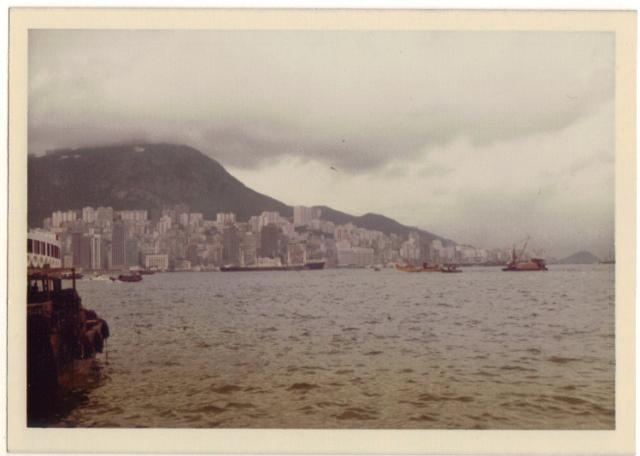 View of the Harbor,1972
