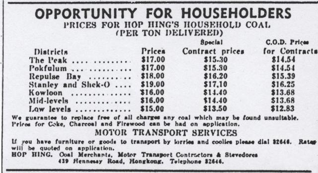 It's cold, time to buy some coal-1935