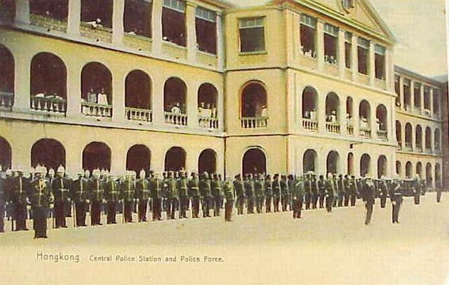 1900s Central Police Station