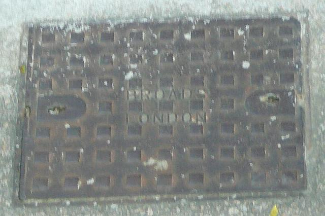 Broads Inspection Cover