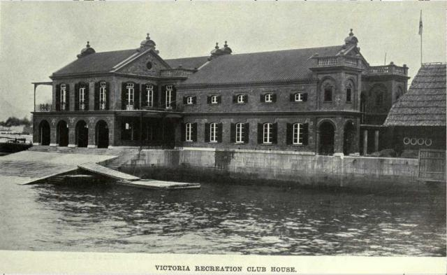 Victoria Recreation Club - 1908 Clubhouse