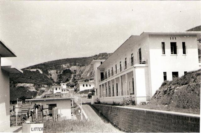 1954 View of LSW main entrance