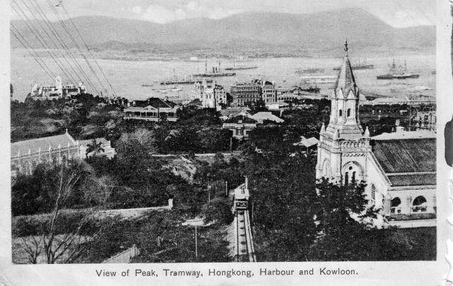 1914 Hong Kong views