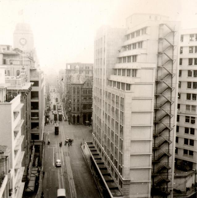 Second mystery photo  HK  1954