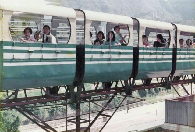 Kai Tak Amusement Park Monorail