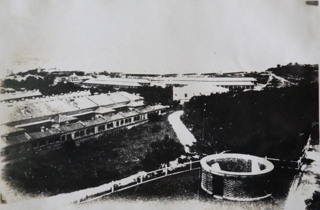 Tsim Sha Tsui from the Hong Kong Observatory (Date Unknown)