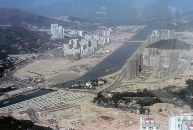 Shatin-New Town-1