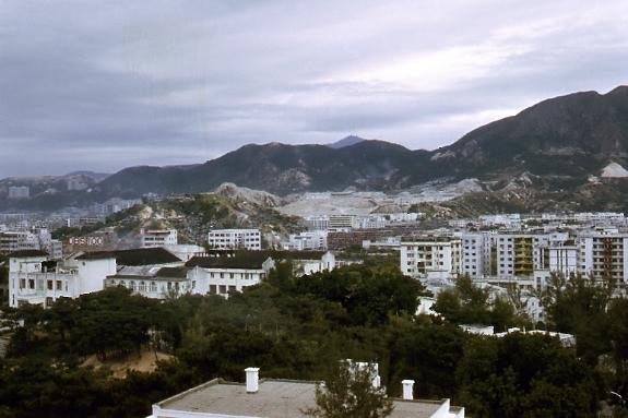 View of DBS school