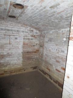 Another View of the Brick Lined Room