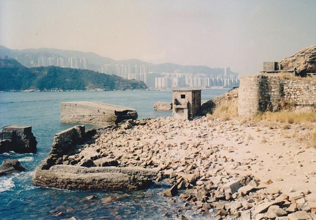 1997 Lei Yue Mun (Old Structures)
