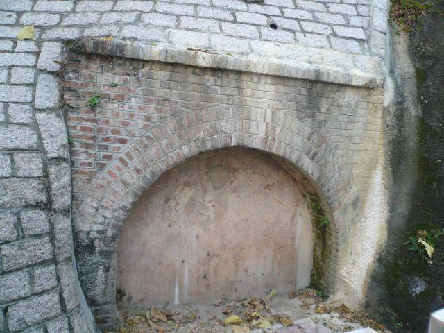Disused Tunnel - St Andrew's Church