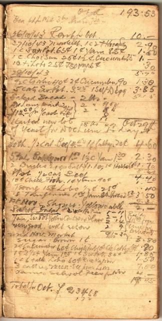 Tom Hutchinson's War Diary - Page 23