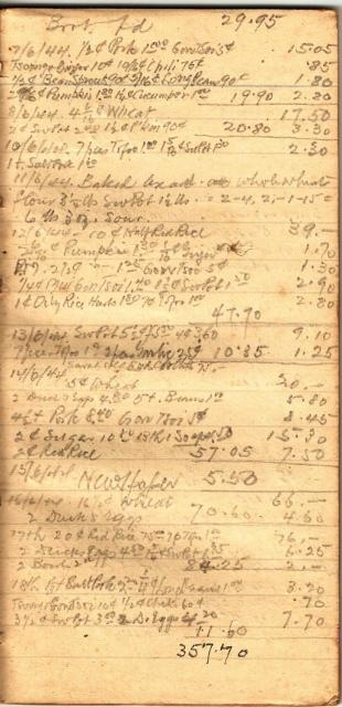 Tom Hutchinson's War Diary - Page 43