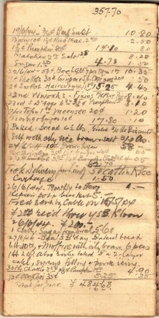 Tom Hutchinson's War Diary - Page 44
