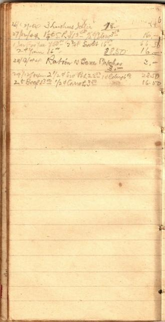Tom Hutchinson's War Diary - Page 60
