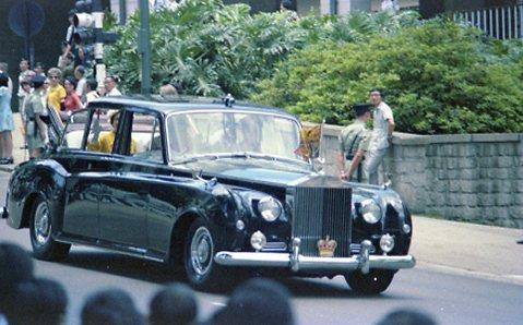 The Governor S Rolls Royce Gwulo Old Hong Kong
