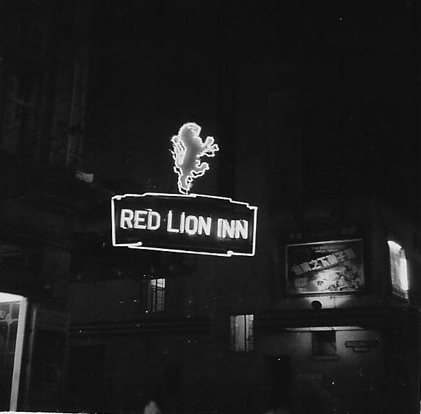 The Red Lion Inn  - 1954