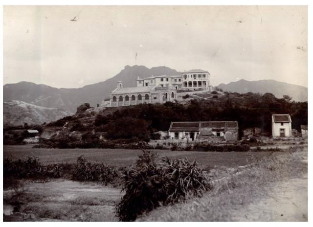 Unknown building - kowloon?
