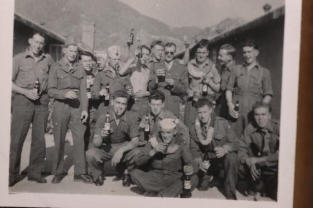 Sham Shui Po - Royal Signals 24 Troop Christmas 1953