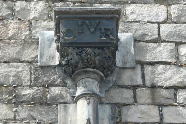 George IV Monogram - Windsor Castle