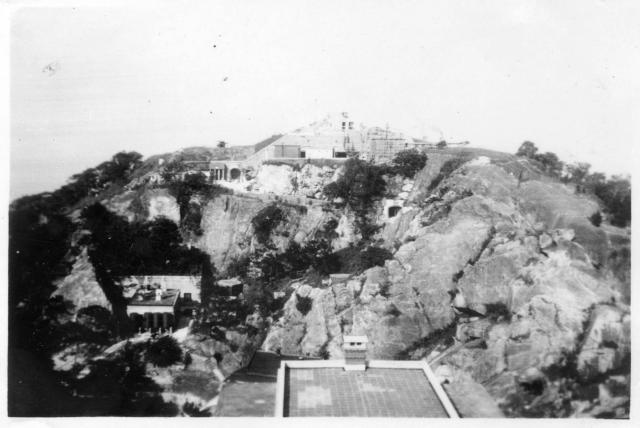 West Battery, Stonecutters Island